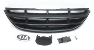 New Old Stock OEM Kia Spectra Front Upper Grille w/ Emblem 86350-2F030