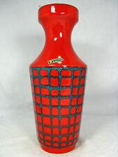 """Well shaped 70´s design Jopeko Keramik """" gastliches Heim """" vase  1840 / 25"""