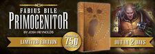 Fabius Bile Super-Limited Individually-numbered Hardback Edition - Josh Reynolds