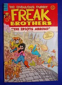Freak Brothers 8:  Underground 1st UK printing(??). FN .