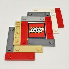 Lego 1x4 Platten mit 2 Nieten und Nut (Packungen 4) Farbe wählbar-ID 41740
