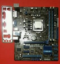ASUS P8H61-M LE/CSM R2.0 & PENTIUM-G645 & 2X2GB MEMORY & 8500GT