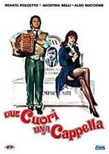 Dvd DUE CUORI UNA CAPPELLA (1975) *** Agostina Belli, Renato Pozzetto ***..NUOVO