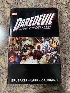 Daredevil by Brubaker Omnibus Vol 2 Marvel HC Unread! OOP