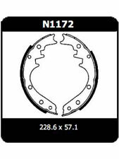 Protex Brake Shoes FOR HOLDEN H SERIES HR (N1172)