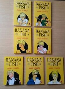Banana Fish Band 1-7 Planet Manga