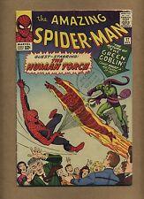 Amazing Spider-Man 17 (Solid!) 2nd app. Green Goblin; Ditko; 1964 (c#12749)