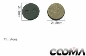 Clarks CMD-5 and CMD-7 CMD-12 disc brake pads, Apollo, 1 pair Semi Metallic