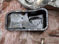 fiat 124 spider 1608 engine oil pan