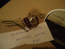 Marantz 4270 Receiver Parting Out Muting Level Potentiometer