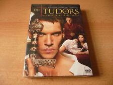 DVD Box - Die Tudors - Die komplette Erste Staffel - NEU/OVP