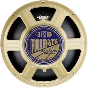"""Celestion G15V100 15"""" Fullback 100 watt  8 ohm Guitar speaker"""