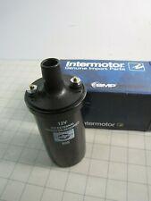 Intermotor Standard UC15 Ignition Coil for Alfa Romeo AMC Austin Bentley NEW