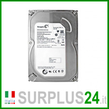 "Hard Disk 500GB SATA 3.5"" SEAGATE BARRACUDA ST3500418AS 7200.12 per PC Desktop"