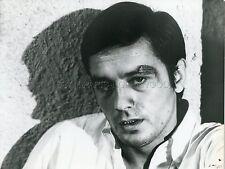 ALAIN DELON  ADIEU L'AMI  1968 VINTAGE PHOTO ORIGINAL