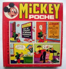 MICKEY POCHE N° 7