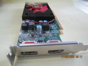 AMD Radeon R5-430 2GB DP/DP 2xDisplayPort LP Low Profile Dell short Video Card