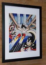 Osamu Tezuka wall art -12''x16'', Astro Boy by Osamu Tezuka
