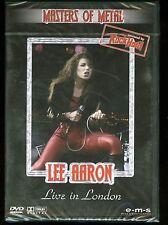 Lee Aaron Live In London DVD new