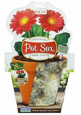 Pot Sox Flowerpot Cover, 8-Inch, Multicolored