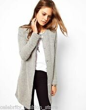 Cotton Shrug Coats & Jackets Popper for Women