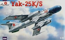 Amodel 1/72 Yak-25K/S # 72165