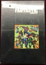 MARVEL FANTASTIC FIRSTS Limited Marvel Limited Edition HC  still sealed