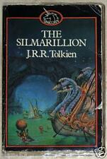 THE SILMARILLION ~ RARE COVER ART BY ROGER GARLAND ~ JRR TOLKIEN ~ SOFTCOVER