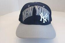 Vintage-NEW 90's STARTER NEW YORK YANKEES Snapback Hat Cap MLB