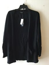 Banana Republic Women's With button in Front Sweater Light Weight Large $78.80