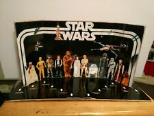 Replacement Custom Early Bird Background Star Wars 1977 Kenner