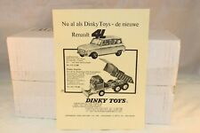 Dinky Toys Poster 518/959 Renault 4L & Foden Truck in excellent condition