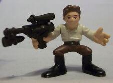 Star Wars Galactic Galaxy Heroes Figure - Han Solo - Jabbas Palace