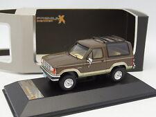 Premium X Resina 1/43 - Ford Bronco 1989 Marrón