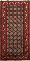 Geometric Balouch Afghan Oriental Area Rug Hand-knotted Home Decor Carpet 3x6 ft