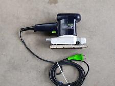 Festool RS 3 Schwingschleifer Festo Schleifer Schleifmaschine Rutscher 280W