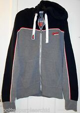 New $108 SUPERDRY Orange Label Surf Zip Sweatshirt Sweater Hoodie Jacket~L~SALE!