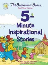 The Berenstain Bears 5-Minute Inspirational Stories: Read-