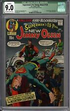 Superman's Pal Jimmy Olsen #134 CGC 9.0 (OW-W) 1st appearance of Darkseid