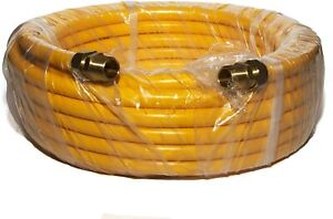 """Gas Flex 3/4"""" GAS Tubing Pipe KIT 66 Ft with 2 Fittings Gas Flex Natural GAS"""