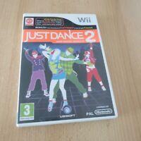 Just Dance 2 Nintendo Wii pal version
