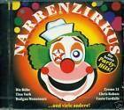 NARRENZIRKUS SCHLAGER PARTY HITS CD NEU & OVP D1445
