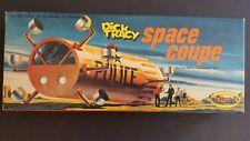 Raro Dick Tracy espacio Coupe tema Original En Caja Completo #819-130 1968