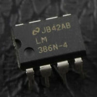 5/10/50pcs New LM386N-4 LM386N DIP-8 Integrated Circuit
