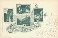 Ansichtskarte Höllental 1898 (Nr.791)