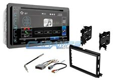 "NEW SOUNDSTREAM 6.2"" BLUETOOTH STEREO SMARTPHONE INTG WITH DASH KIT & APP RADIO"