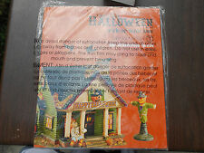 DEPT 56 HALLOWEEN VILLAGE THE SCARECROW HOUSE NIB *Read*