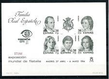 España bloque 27 negro presión... 2/1190