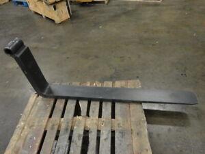 """JLG 2340039 Forklift Fork Telehandler Fork Loader Fork 2.36"""" x 6"""" x 60"""""""