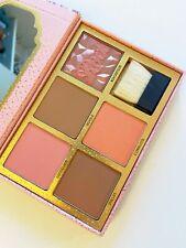 AUTHENTIC BENEFIT Cosmetics Cheekathon Blush & Bronzer Palette, New In Box